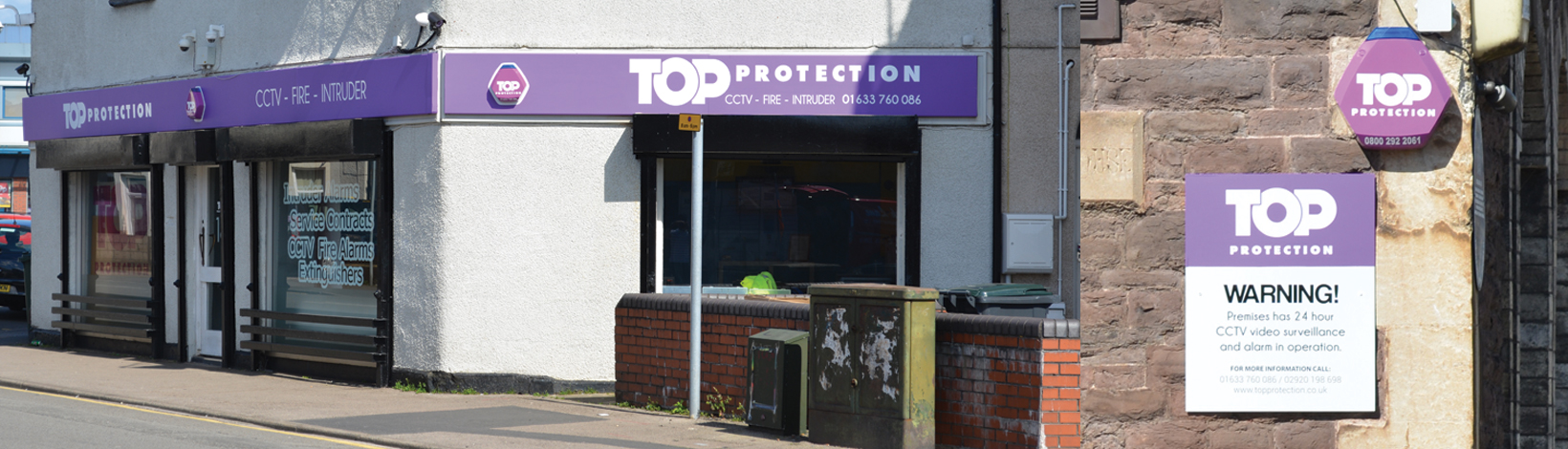 TOP Protection about us Newport